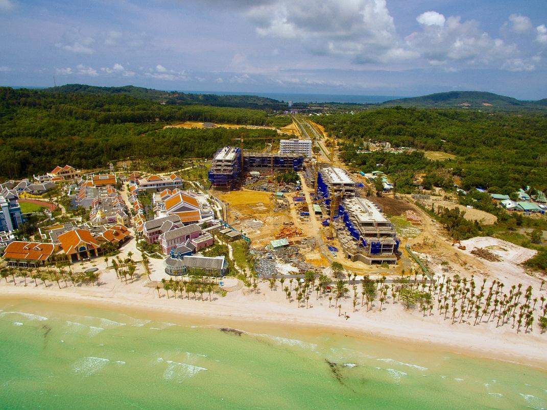Flycam Premier Residences Phu Quoc