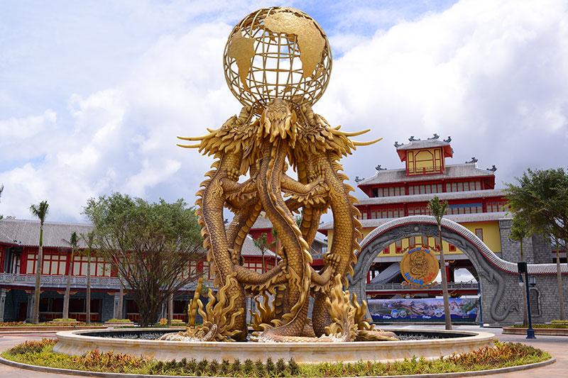 TMK 4465 - Dự Án Sun World Ha Long Park điểm du lịch mới