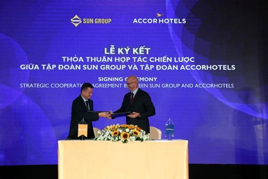 le ky ket hop tac chien luoc sun group Accorhotels - Giới Thiệu Chi Tiết Về Tập Đoàn Sun Group Việt Nam