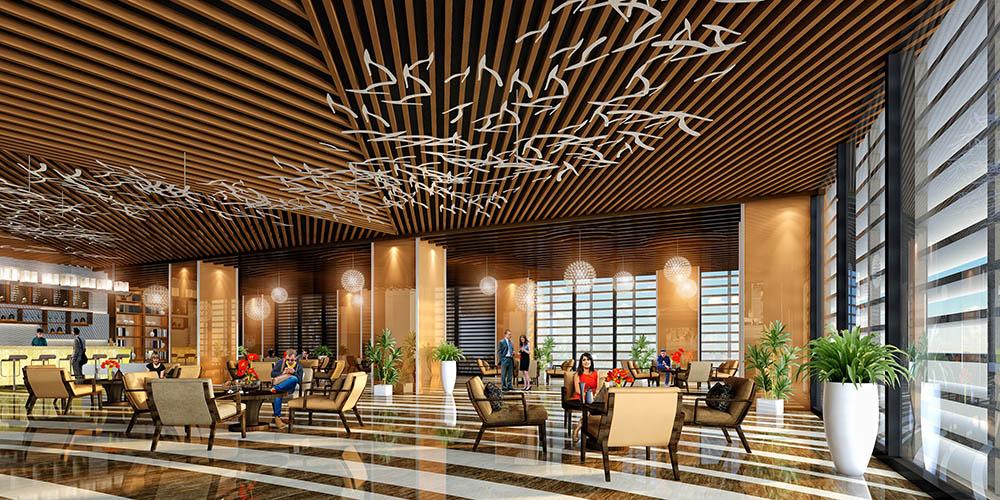 Sanh caffee Sun Grand City Ancora - Có nên mua biệt thự Sun Premier Village Kem Beach Resort?
