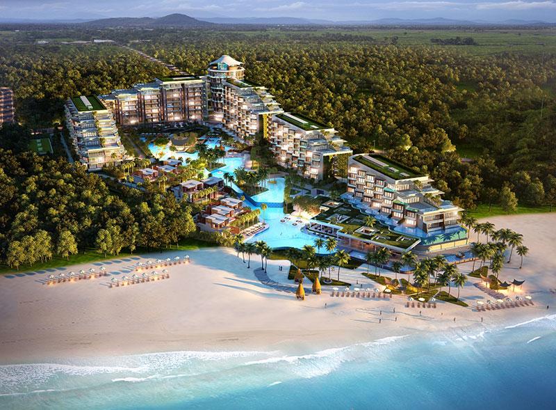 Condotel Sungroup Phú Quốc-Dự án Premier Village