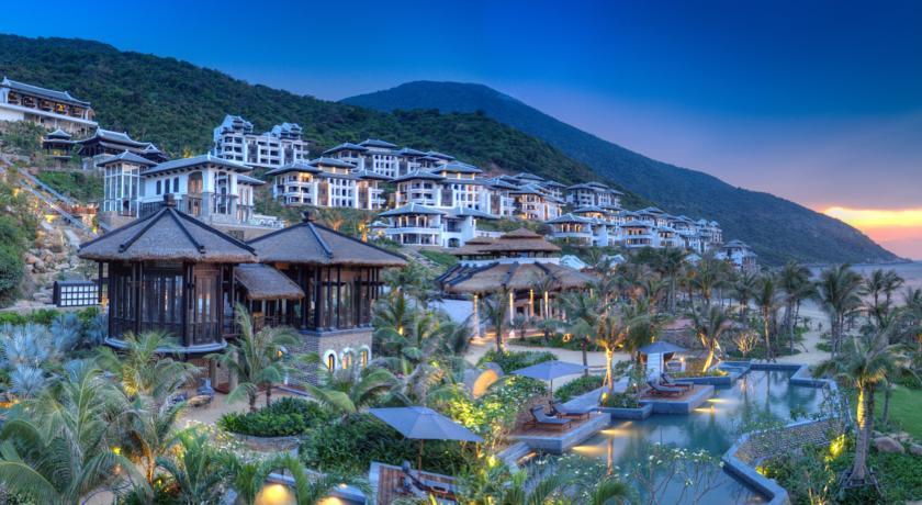 Intercontinental Da Nang - Điều gì khiến cho biệt thự biển càng trở nên đượcưa chuộng?