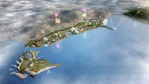 Vị trí dự án Premier Village Hạ Long Resort