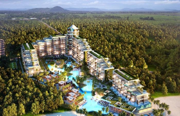Dự án Condotel Sun Group Phú Quốc