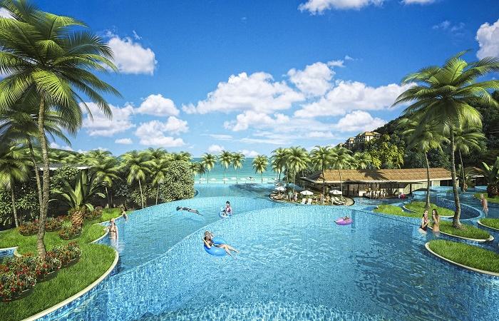 Kiến trúc Premier village Phu Quoc resort