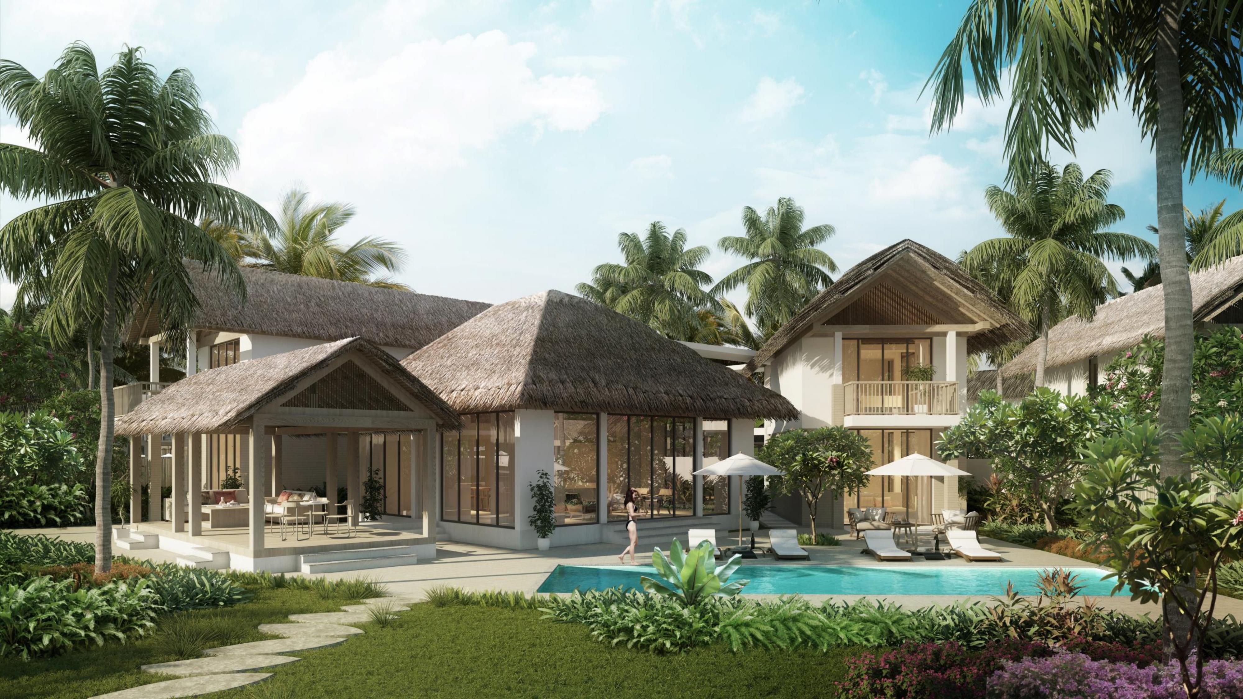 Mẫu biệt thự Premier Village Kem Beach