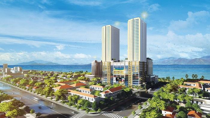 Căn hộ Hometel GoldCoast tại Nha Trang