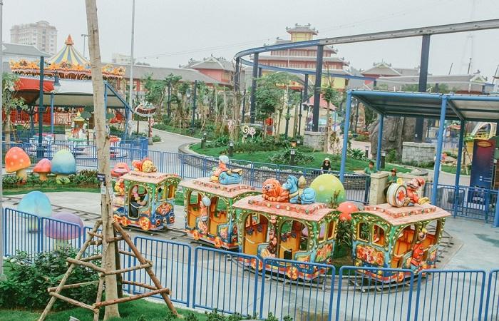 Công viên Dragon Park
