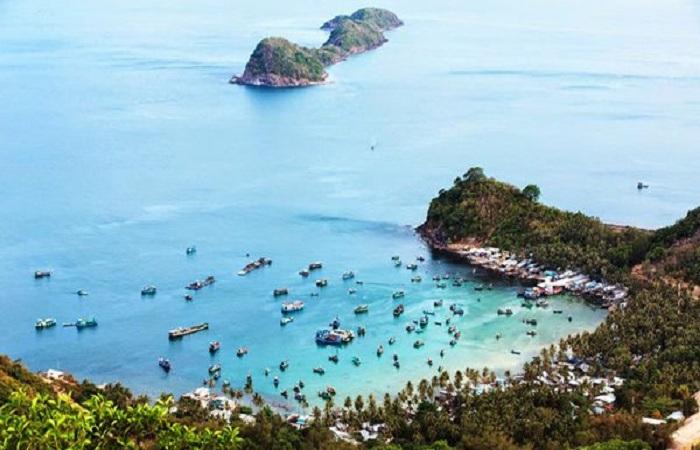 Bãi Ngự-đảo Phú Quốc