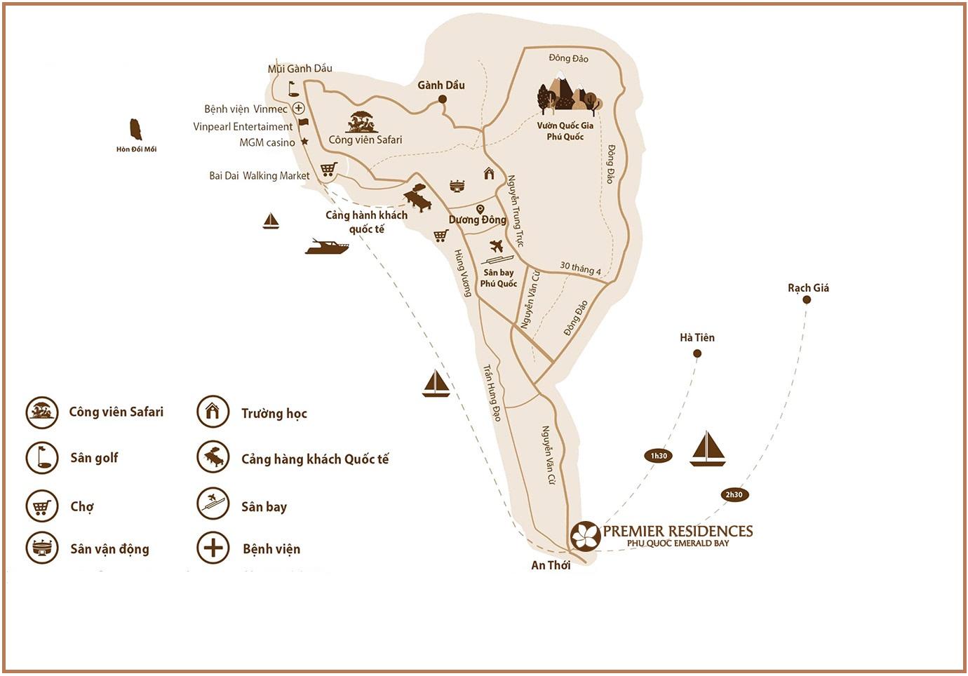 Premier village bai khem resort - Tại sao nhà đầu lại tư đổ xô vào dự án Premier Village Bãi Khem?