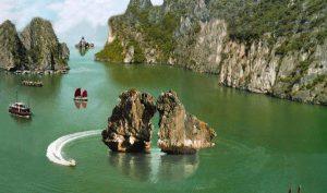 Vinh Ha Long 02 300x177 - Tận hưởng vẻ đẹp trọn vẹn của Hạ Long