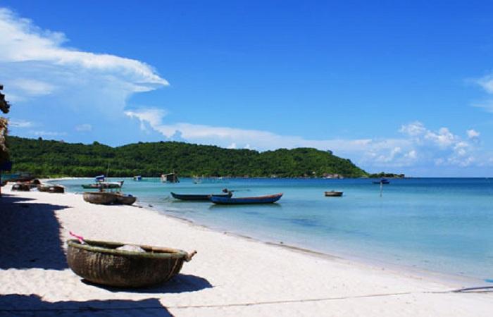 Phú Quốc sở hữu những bãi biển đẹp