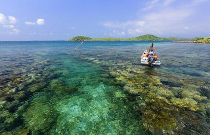 Hòn Móng Tay vẻ đẹp quyến rũ nơi thiên đường đảo Ngọc