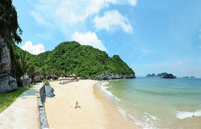 Sun Group sẽ xây dựng chuỗi khách sạn 2 - 5 sao tại đảo Cát Bà