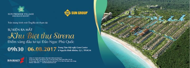 Mở bán giai đoạn 2 dự án Sun Premier Village Kem Beach Resort