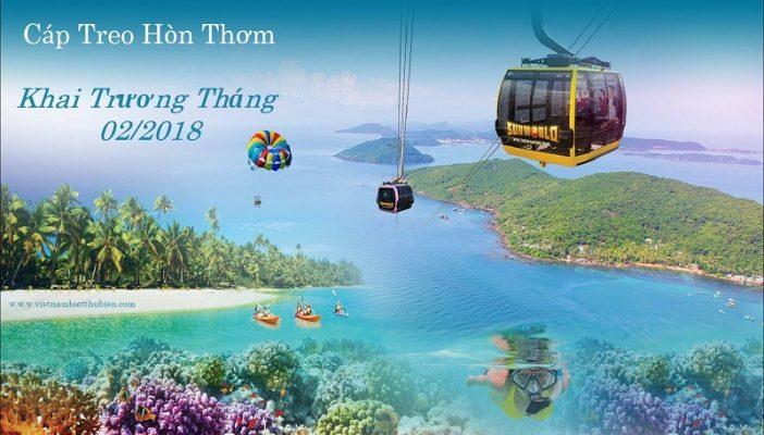 cap tro hon thom 702x400 - Cáp treo Hòn Thơm - Viên Ngọc sáng giữa đảo ngọc Phú Quốc