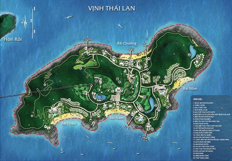 Dự án Condotel Hòn Thơm Phú Quốc siêu phẩm nghỉ dưỡng nơi đảo Ngọc